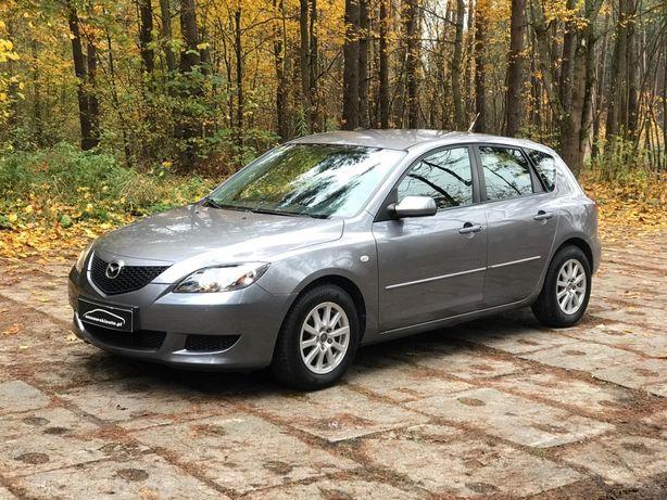 Mazda 3 opłacona z Niemiec Idealna komplet kół zimowych