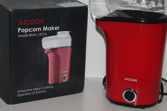 Nowa maszyna do popcornu Aicook