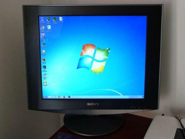 Monitor Sony 17 polegadas