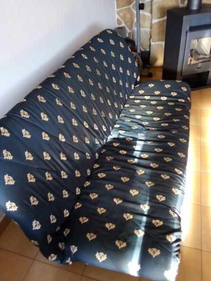 Sofa + 2 fotele + stolik Rybnik - image 1
