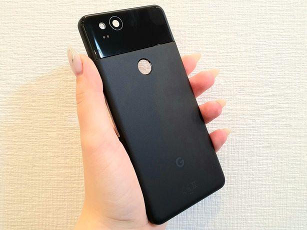 Крышка/корпус Google Pixel 2 Black оригинал в наличии!