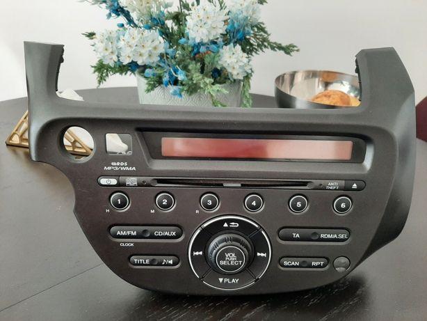 Auto rádio honda jazz com entrada auxiliar jack 3.5 mm