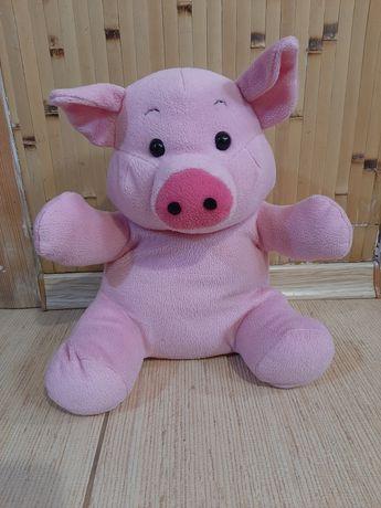 М'яка іграшка свинка