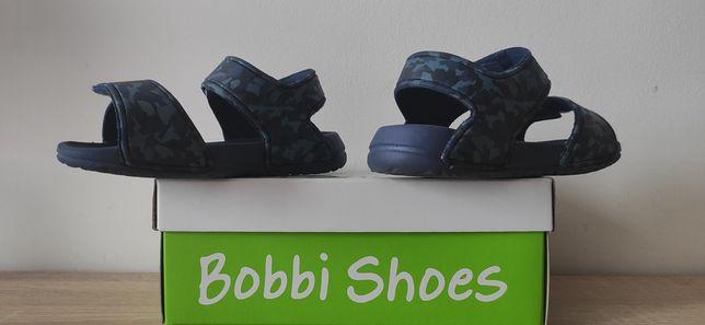 Sandały dziecięce firmy Bobbi Shoes (rozmiar 25)