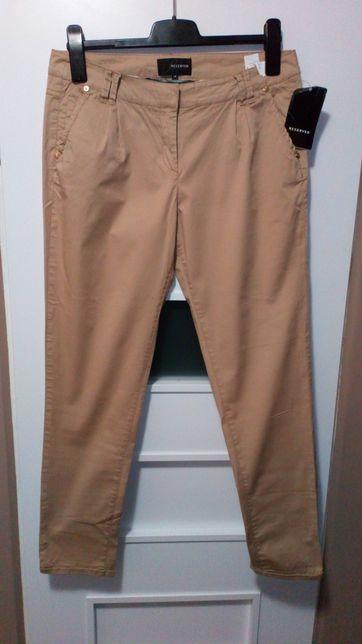 Reserved nowe spodnie z metką - rozm 38 -