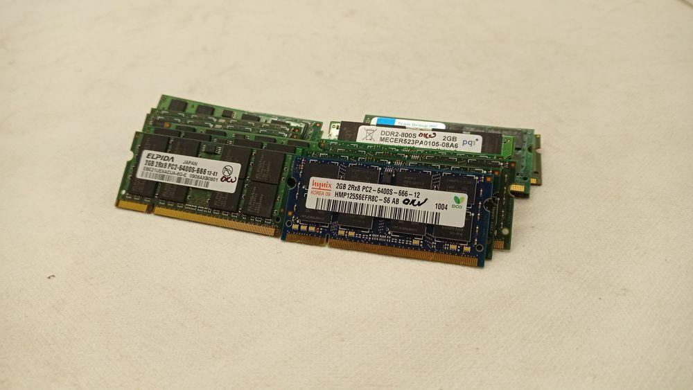 Пам'ять DDR2 2Gb Sodimm 667-800MHz (PC2-5300-6400) Львов - изображение 1