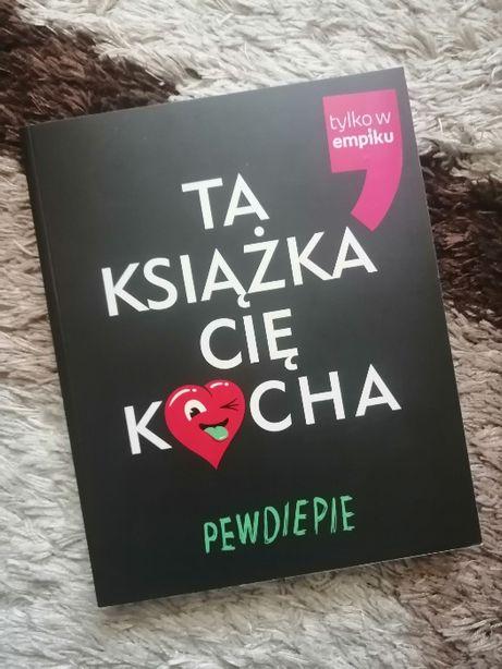 Ta książka Cię kocha PewDiePie
