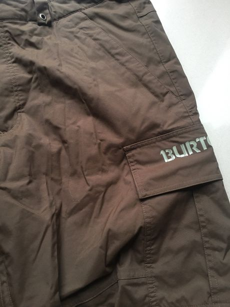 Spodnie BURTON snowboardowe narciarskie L