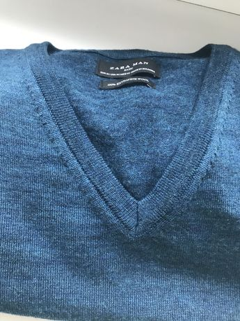 Sweter męski Zara, rozmiar M, stan idealny. Nie wysyłam !