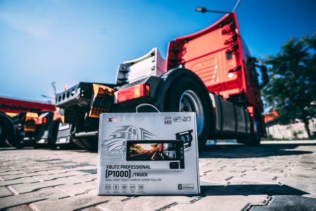 Wideorejestrator XBLITZ P1000 TRUCK dla ciężarówek OKAZJA!!!