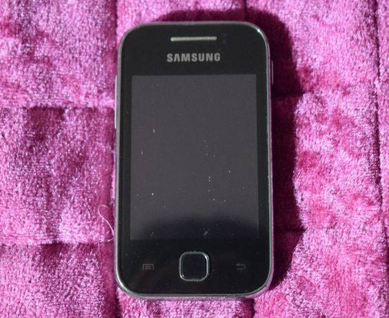 Samsung Galaxy Y em ótimo estado