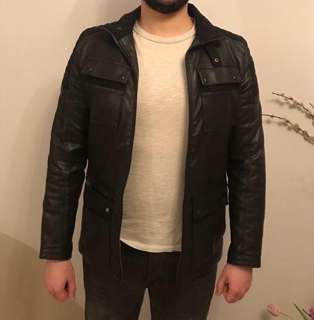 Kurtka skórzana Calvin Klein rozmiar M