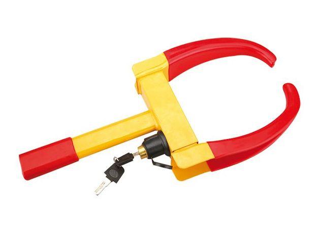 Bloqueio com chave segurança para roda reboque-Ref.450220