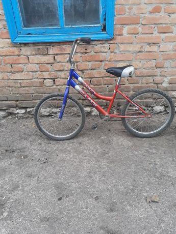 Велосипед Салют б/у