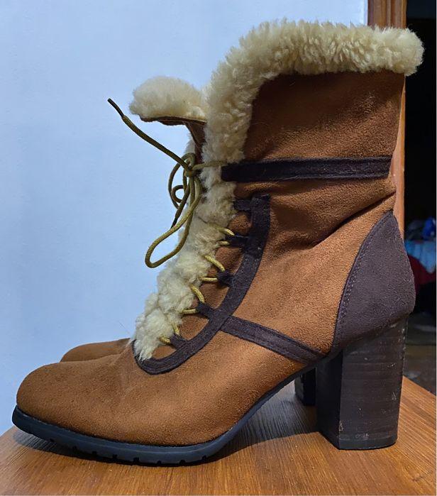 Ботинки с мехом Херсон - изображение 1