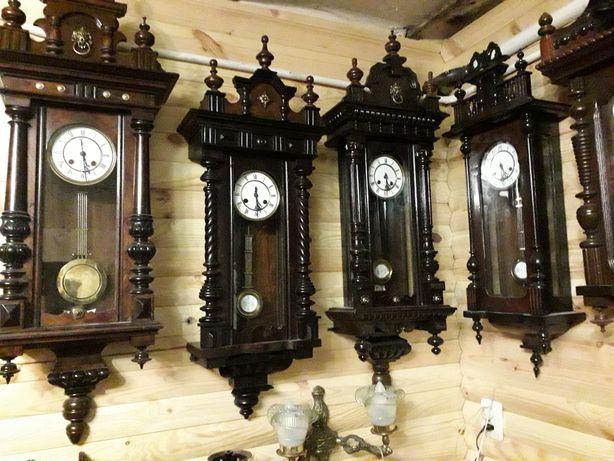 Ремонт и профилактика старинных  настенных, напольных  каминных часов