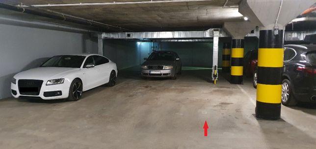 Miejsce parkingowe/garaż podziemny Wojskowa Wyspiańskiego