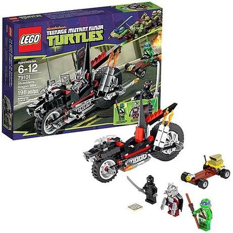 LEGO Teenage Mutant Ninja Turtles 79101 Мотоцикл-дракон Шреддера