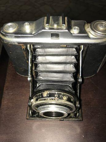 Maquina de fotos Agfa Isollete de colecção