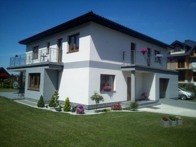 Pokoje gościnne Villa Nova. Noclegi Mielno/Mielenko. Mielenko - image 1