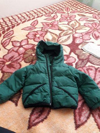 Курточка на хлопчика віком на 1- 2 роки