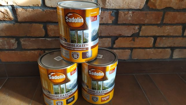 Sadolin EXTRA 5L lakierobejca różne kolory