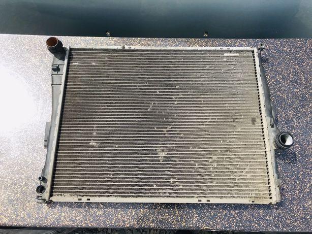 Радиатор BMW E46 M47 2.0 d радіатор дорестайл БМВ