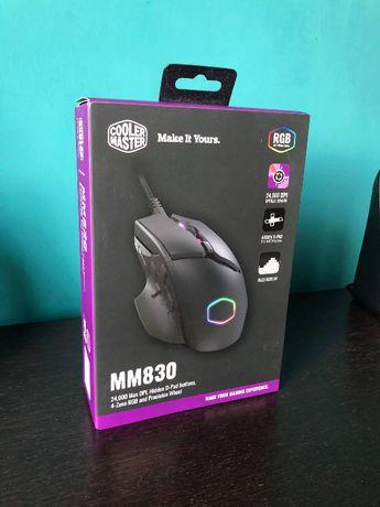Nowa mysz Cooler Master MM830 z wyświetlaczem OLED