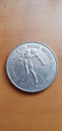 20000zł zimowe igrzyska olimpijskie 1993r