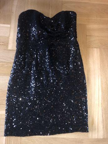 Sukienka Xs/s tfnc london nowa