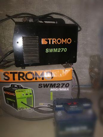 Сварочный полуавтомат Stromo SWM 270 (2 в 1)