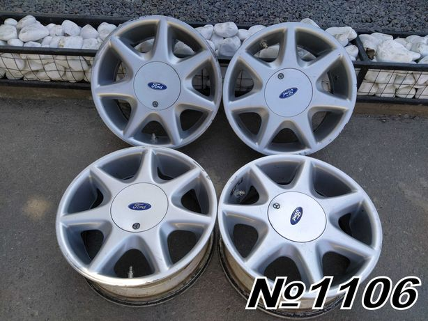 Оригинальные Диски Ford R15 4x108 6J ET40 DIA 63,4 Ford 505 2358