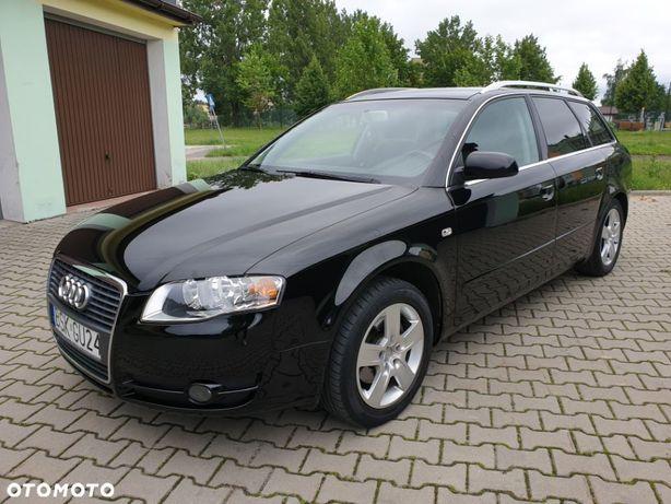 Audi A4 2,0 130 Km Serwisowany Bezwypadkowy Zarejestrowany