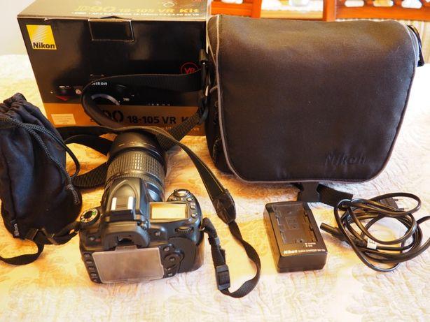 Nikon D90 + 18-105 + Sigma 70-300