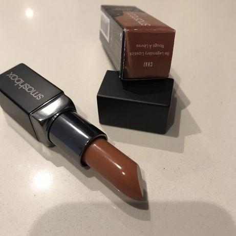 Smashbox szminka lipstick rouge a levres matowa chai nude