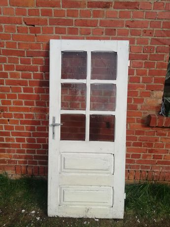 Stare drzwi niemieckie. Loft