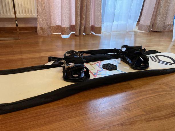 Deska snowboardowa kurtz