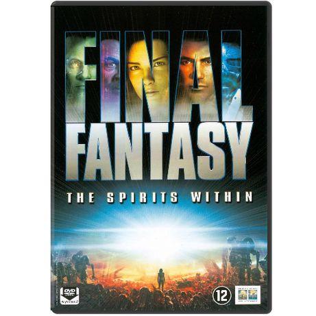 DVD - Final Fantasy - The Spirits Within - FILME