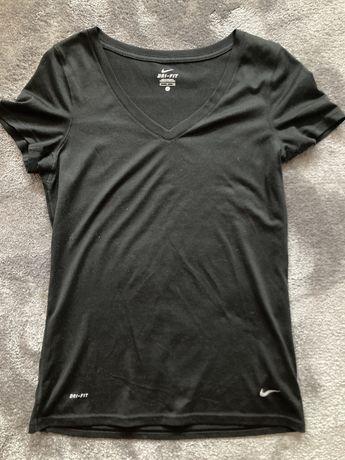 Bluzka Nike rozmiar s kolor czarny