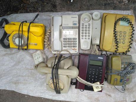 Стационарные проводные телефоны