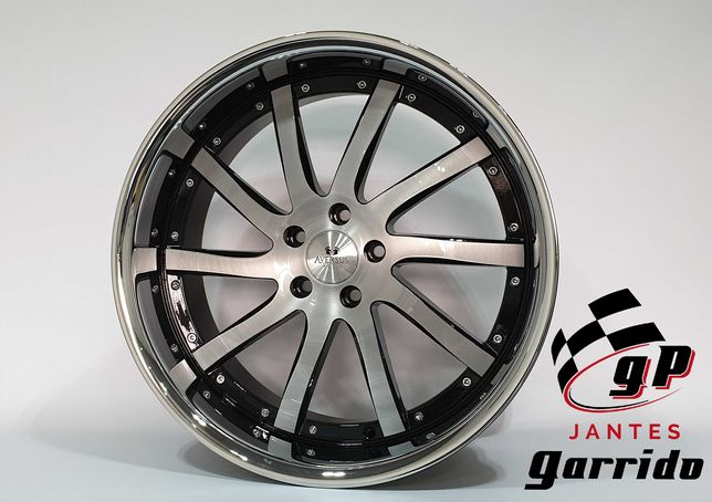 P60 - Jantes 19 5x114.3 Aversus Angelina, Renault, Honda, Mazda, etc.