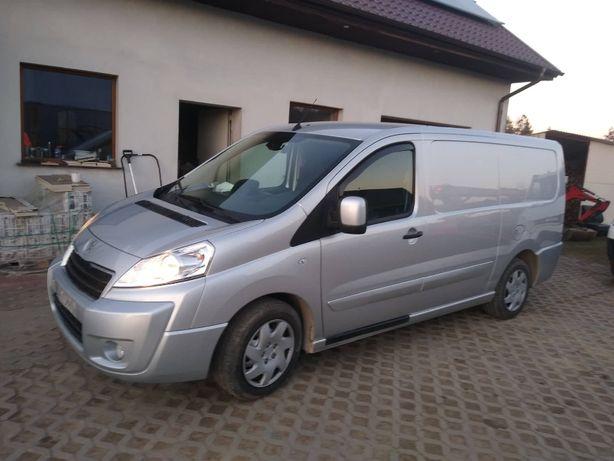 Peugeot Expert 2014r z zabudową + VAT