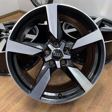 Оригинальные диски Audi TT, TTS 5х112 R19