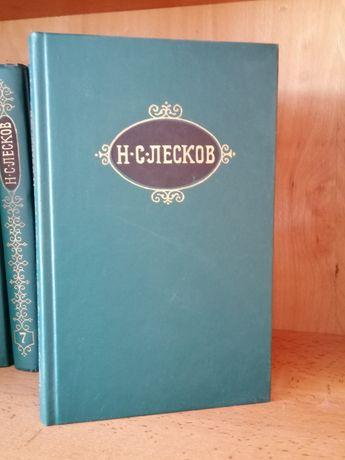 Книги сборник Лескова