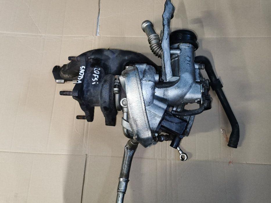 Turbosprężarka VW Audi Seat Skoda Octavia II RS 2.0 TFSI BWA