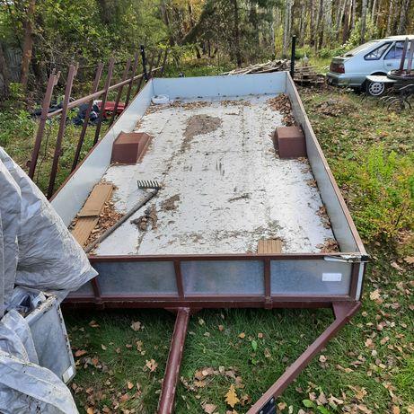 Przyczepka samochodowa SAM dmc 750kg 400x170 okazja!