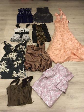 Sukienki i koszule nocne- całość