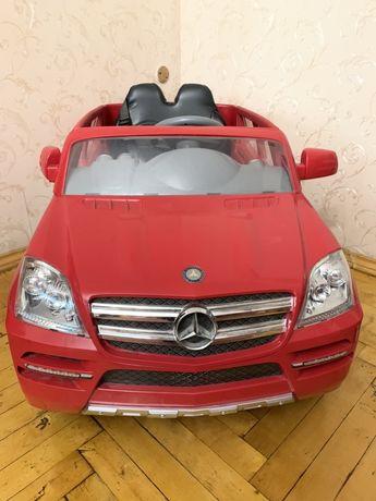 Электромобиль Mercedes (Мерседес) W488Q, Geoby
