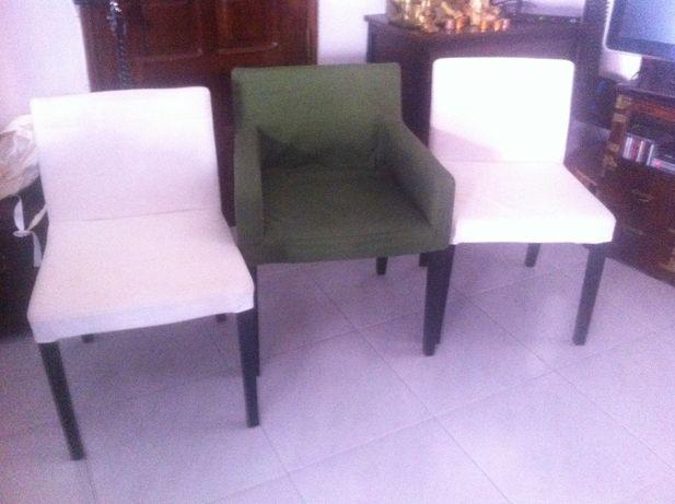 Cadeiras - conjunto