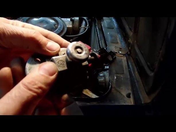 Выключатель массы механический (кнопка) 12V 24V
